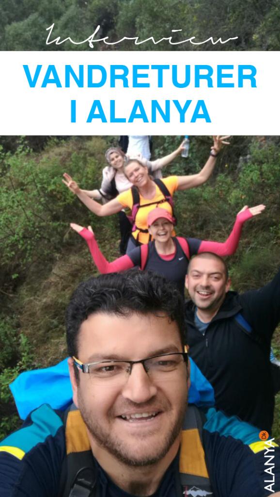 Vandreturer i Alanya, Fam Tour Alanya