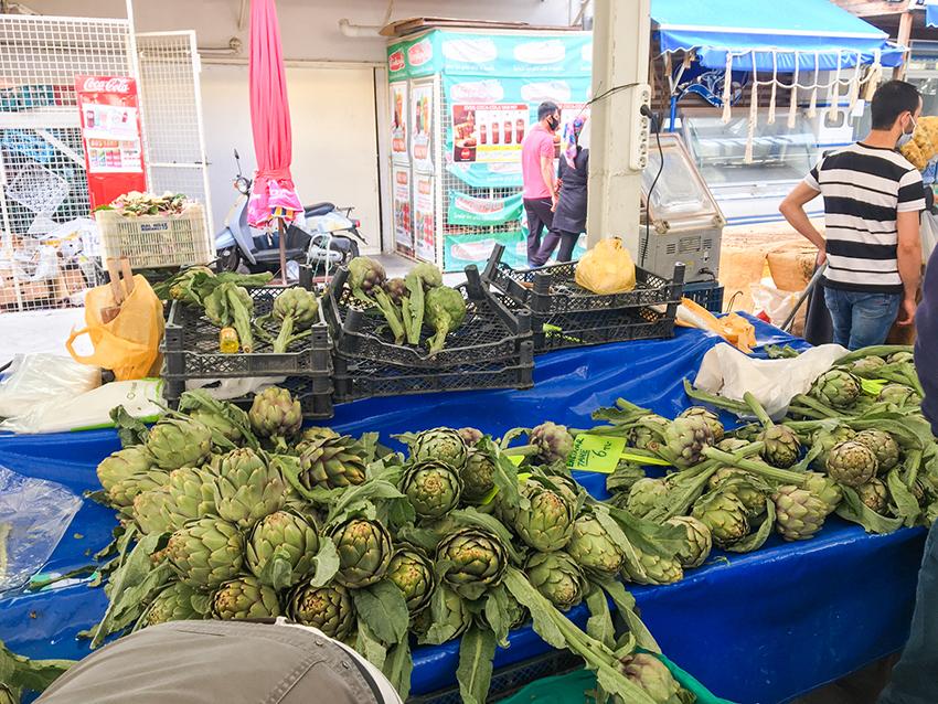 artistoker Alanya, artistoker Tyrkiet, Alanya markeder, frugt og grønt bazar, markeder i Alanya, marked i April, alanya april marked, Alanya i April,