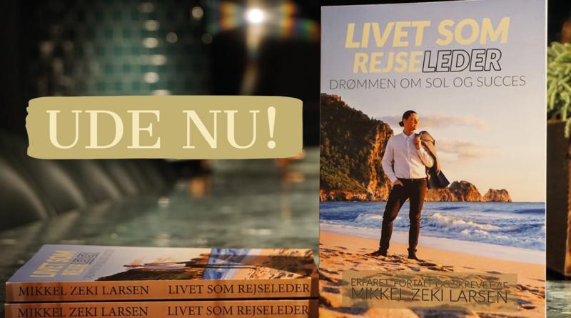 Alanyadk photography, Mikkel Zeki Larsen, Livet som rejseleder, bøger om rejseleder