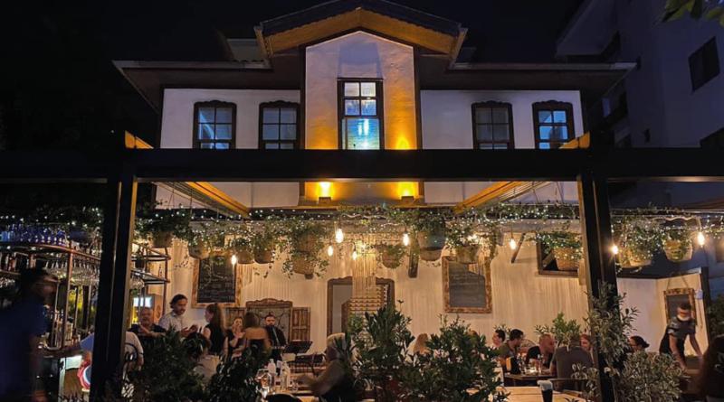 Lost in Alanya, Restauranter i Alanya, Alanya restauranter, Hasan fra EV, Ev restaurant, gamle Alanya huse