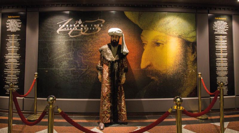Fatih Sultan Mehmet, vigtige tyrkiske personligheder, vigtige tyrkere, tyrkere i historien