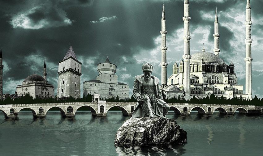 mimar sinan, vigtige tyrkiske personligheder, vigtige tyrkere, tyrkere i historien