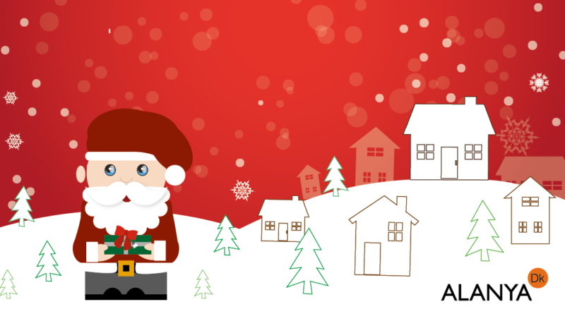 julekalender 2020, Alanya julekalender, jul i Alanya, fakta om Tyrkiet