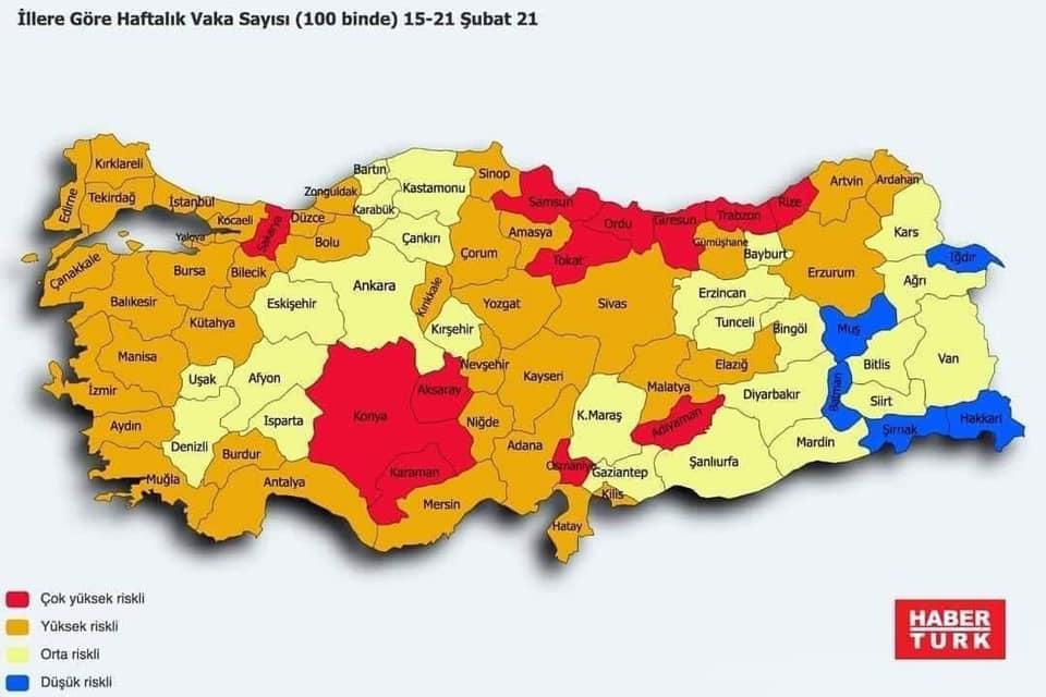 Alanya Corona, Tyrkiet nyheder, Alanya karantæne, Karantæne i Alanya,