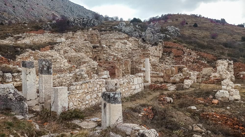 Sagalassos ruiner, ruinerne af Sagalassos, Burdur seværdigheder, Ruiner i Tyrkiet, unikke ruiner i Tyrkiet, seværdigheder i Tyrkiet,