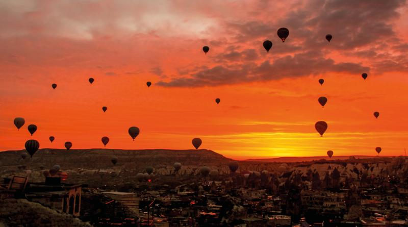 Steder i Tyrkiet du skal se, køreture fra Alanya, Oplevelser fra alanya, Cappadocia, Kappadokien, Seværdigheder nær Alanya